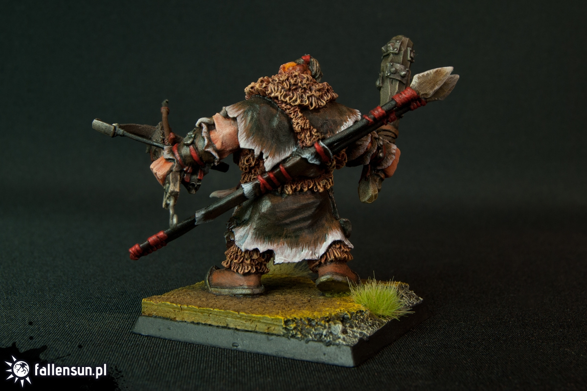 Ogre Kingdoms - Hunter - Warhammer - 6th edition - Wfb