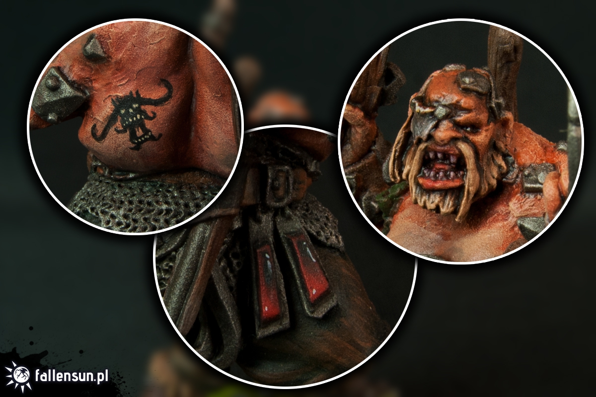 Bruiser - Ogre Kingdoms - Warhammer - FreeHand - 6th edition -