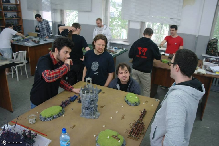 Warhammer - Tournament - t9a