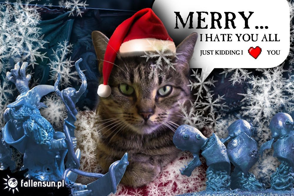 Battle Cat - Warhammer - MerryXmas
