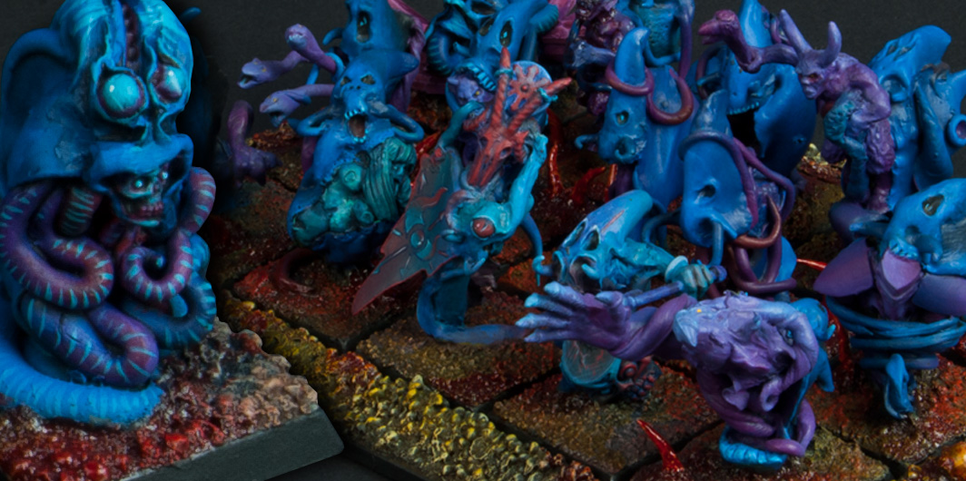 Warhammer - Chaos Daemons - Horrors - T9A